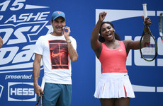 'It is very exciting for both of us' - Federer relishing once-in-a-lifetime Serena clash