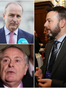 Brendan Howlin says Labour would provide a home for SDLP members unhappy with FF merger