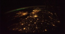 Pics from space: images of the earth at night