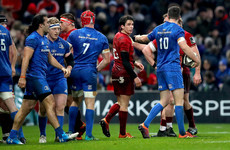 A feisty Thomond battle, Connacht write history and the weekend's Pro14 highlights