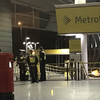 Manchester police launch terrorist investigation into multiple stabbing at railway station