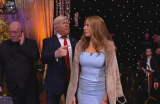 Unsurprisingly, the Donald Trump skit on Jools Holland's Hootenanny did not go down well