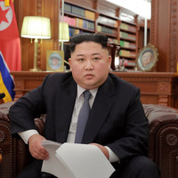 Kim Jong Un warns US against maintaining current sanctions in New Year's speech