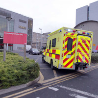 Over 3,000 people attended emergency departments in Ireland yesterday
