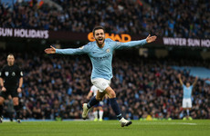Silva admits Man City's title challenge may be over if they lose to Liverpool