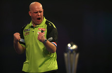 Oh Michael van Gerwen! Dutchman clinches third PDC world title with victory over Smith