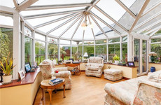 4 of a kind: Homes with conservatories for soaking up the sunlight