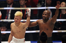 Japanese kickboxer 'underestimated' Floyd Mayweather before first-round defeat