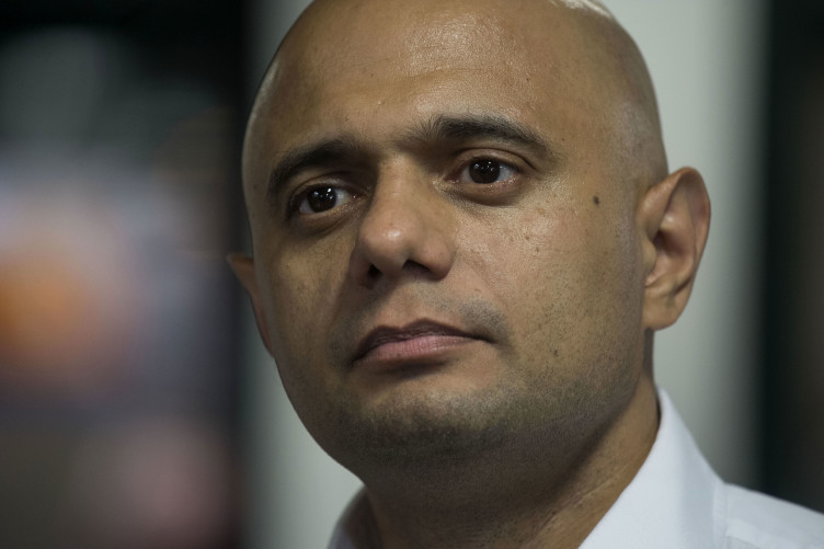Home Secretary Sajid Javid who has vowed to do more to combat forced marriages.