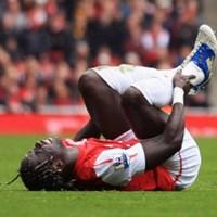Johnson deliberately broke my leg, says Sagna
