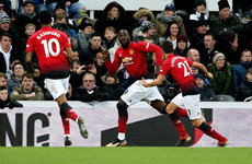 Lukaku and Rashford on target as Man United make it four wins on the bounce under Solskjaer
