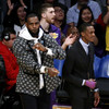 LeBron sits out Lakers defeat through injury as Oklahoma's George sinks 37 points amid boos