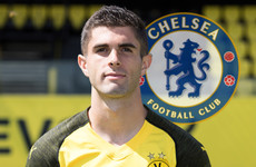 Timing of Pulisic signing caught Chelsea boss Sarri off guard