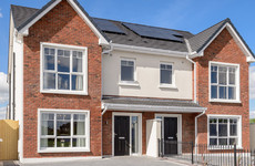 Brand new three-beds starting at €360k in family-friendly Ashbourne
