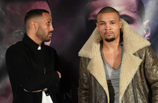 'Whoever loses will have to knock it on the head': DeGale and Eubank confirm grudge match