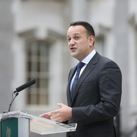 Varadkar says he's exploring if Ireland could take some legal business from the UK after Brexit