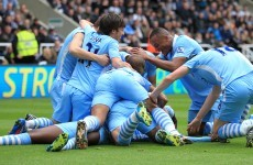 Premier League analysis: City hold their nerve as it all goes right to the wire