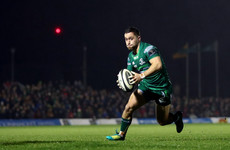 Ever-present Blade keeping focus on Connacht, but staking a claim behind international 9s