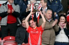Cork win Camogie League Division 1 title to end Wexford dominance
