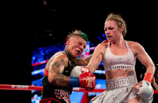 American promoter working on landmark all-women's pro boxing card this spring