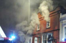 Serious fire in Bray brought under control, diversions remain in place
