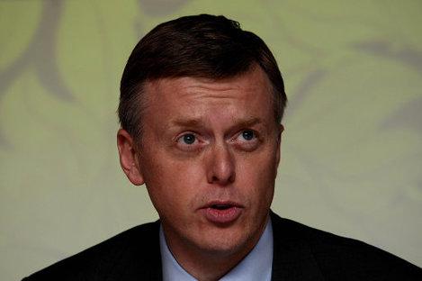 Matthew Elderfield, The Financial Regulator.