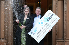'I've got some good news': Northern Irish couple named as €130m EuroMillion winners