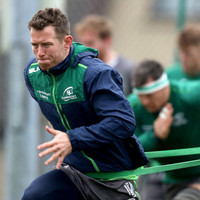 Healy back and Daly debuts for Connacht, but Aki absent for Munster clash