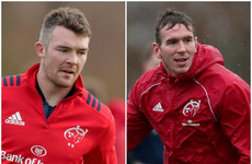 Chris Farrell and Peter O'Mahony return in a strong Munster XV