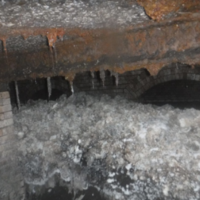 What size was the 'monster' fatberg found blocking a sewer in the UK? It's the week in numbers