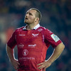 Wales hooker Ken Owens redeployed at number eight for Scarlets