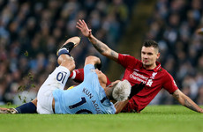 Dejan Lovren was Liverpool's weakest link against City, says Phil Babb