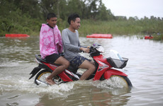 10,000 tourists stranded as tropical storm wreaks havoc in Thailand