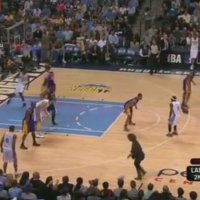 VIDEO: Drunk woman makes a show of herself at Lakers game