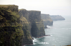 Student dies after falling from Cliffs of Moher while taking a photo