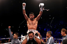 Khan set to face pound-for-pound star instead of nemesis Brook - report
