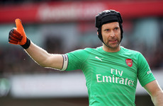 Emery unsure of Cech's future as 36-year-old's contract expires this summer
