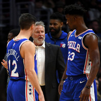 Jimmy Butler 'aggressively' challenged 76ers head coach on his role in team meeting