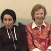 Princess who flew Mary Robinson to Dubai says the Latifa saga is 'a private family matter'
