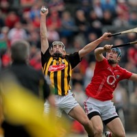 Barry-Murphy: We were nervous against Kilkenny and I don't know why