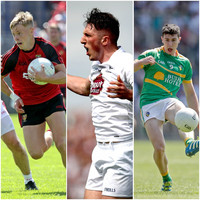 Westmeath, Down, Kildare and Leitrim unveil starting teams for Sunday's pre-season clashes