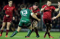 As it happened: Connacht v Munster, Guinness Pro14
