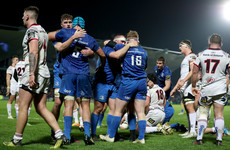 Leinster's young guns shine but sloppiness leaves room for improvement