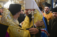 Ukrainian Orthodox church gains independence from Russia