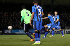 League One side Gillingham shock Cardiff City, Derby fight-back earns replay against Southampton