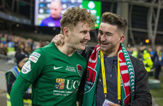 Ex-Cork City team-mates Sadlier and Maguire could play against each other in FA Cup today