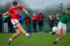 Cork hit 3 goals in 17-point win over Limerick to set up McGrath Cup final against Clare