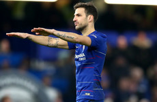 Fabregas tips Chelsea youngster for 'the very top' ahead of his imminent departure
