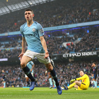 Phil Foden scores first Etihad goal as Man City hit seven past dismal Rotherham
