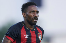 Jermain Defoe completes move to Rangers on 18-month loan deal from Bournemouth
